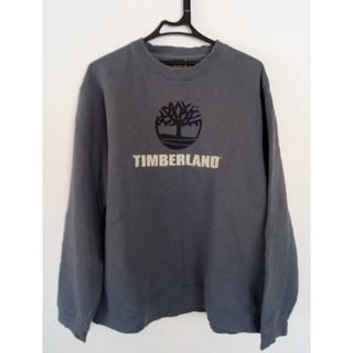 Timberland - ティンバーランド デカロゴ   スウェット  トレーナー ビッグシルエット