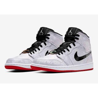 """NIKE - Clot × Nike Air Jordan 1Mid """"Fearless"""""""