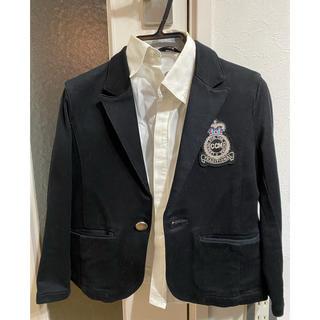 COMME CA ISM - コムサイズム ジャケット パンツ シャツ 120cm