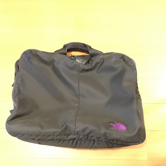 THE NORTH FACE(ザノースフェイス)の【値下げ】THE NORTHFACE PURPLE LABEL backpack メンズのバッグ(バッグパック/リュック)の商品写真