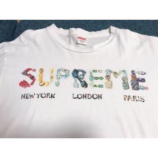 Supreme - supreme rocks tシャツ