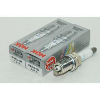 2X-2001/NGK イリジウム プラグ 品番 IFR6G-11K 1314(パーツ)