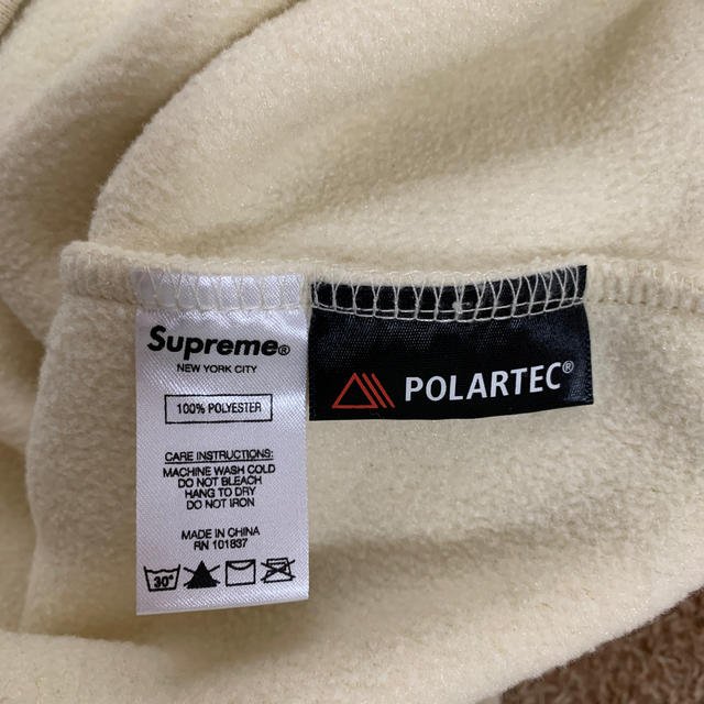 Supreme(シュプリーム)のシュプリーム  ポーラテック パーカー メンズのトップス(パーカー)の商品写真