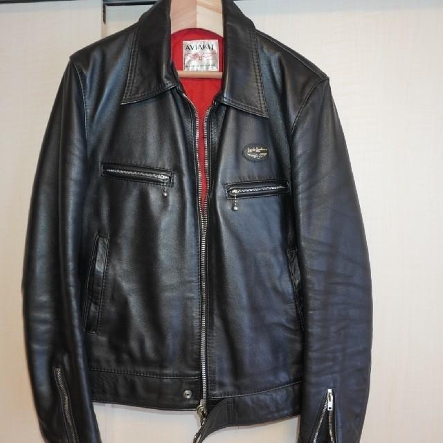 Lewis Leathers(ルイスレザー)のルイスレザー ドミネーター サイズ38 カウハイド メンズのジャケット/アウター(レザージャケット)の商品写真