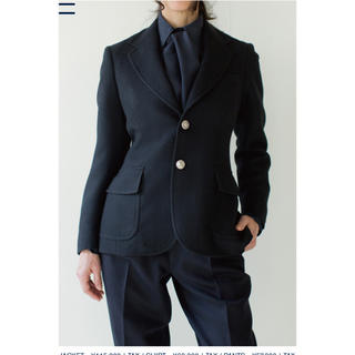 MADISONBLUE - マディソンブルー ブラック2BジャケットMADISON BLUE