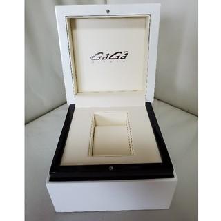 ガガミラノ(GaGa MILANO)のGaGa MILANO 腕時計 空箱(腕時計(アナログ))