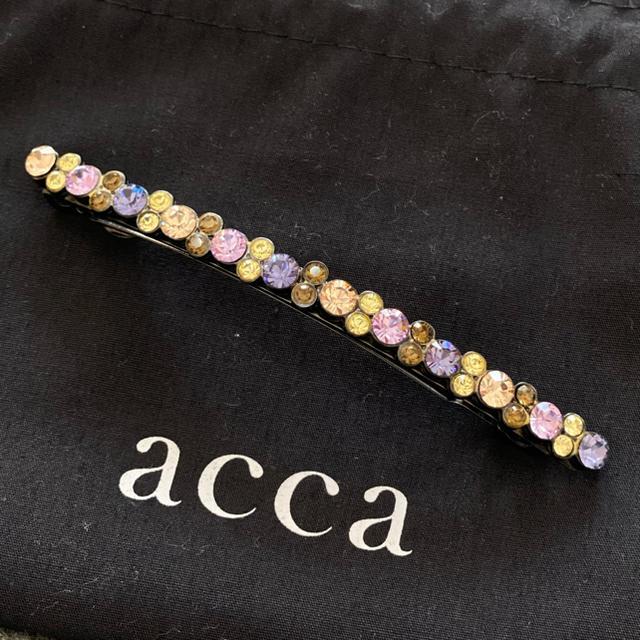 acca(アッカ)のacca ベリー レディースのヘアアクセサリー(バレッタ/ヘアクリップ)の商品写真