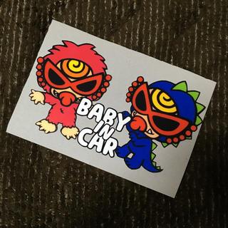 ヒステリックミニ(HYSTERIC MINI)のヒスミニ♡baby in Car(車外アクセサリ)