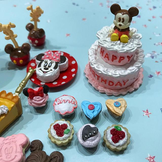 Disney(ディズニー)のディズニー お菓子フィギュア エンタメ/ホビーのおもちゃ/ぬいぐるみ(キャラクターグッズ)の商品写真
