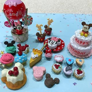 Disney - ディズニー お菓子フィギュア