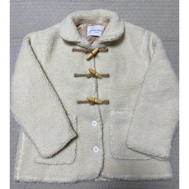 dholic(ディーホリック)のRily ボアダッフルコート レディースのジャケット/アウター(ダッフルコート)の商品写真