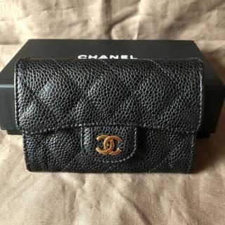 CHANEL - 超美品◆シャネル CHANEL クラシック カードケース コインケース 財布◆
