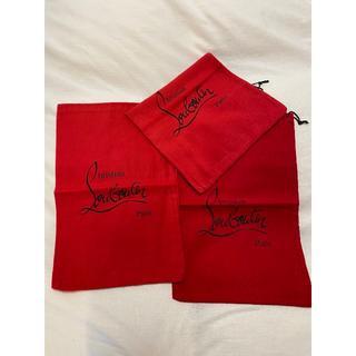 クリスチャンルブタン(Christian Louboutin)のクリスチャンルブタン 袋 新品未使用(ハイヒール/パンプス)
