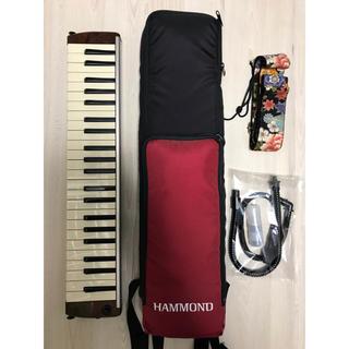 スズキ(スズキ)のhammond 44 pro-44H 超美品 おまけあり スズキ 鍵盤ハーモニカ(ハーモニカ/ブルースハープ)