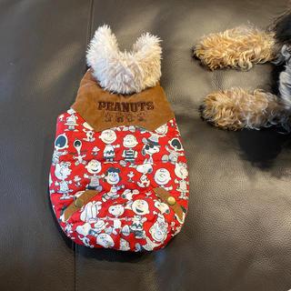 ピーナッツ(PEANUTS)の小型犬用 お洋服 冬服 冬用(犬)