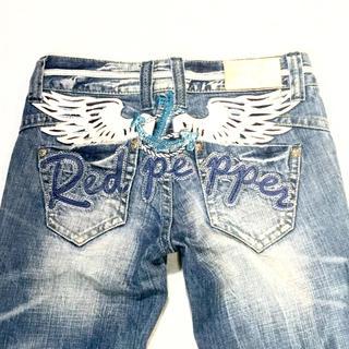 レッドペッパー(REDPEPPER)のRED PEPPER ★ レッドペッパー ★ヴィンテージ ★ 28インチ(デニム/ジーンズ)