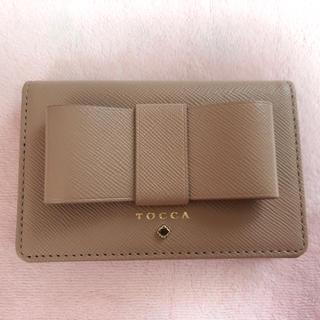 TOCCA - TOCCA カードホルダー 名刺入れ