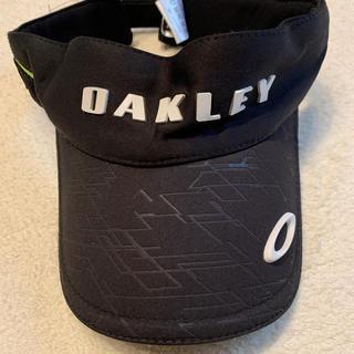 オークリー(Oakley)のOAKLEY サンバイザー ゴルフ(サンバイザー)
