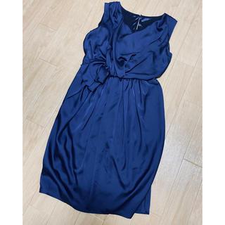 ティアンエクート(TIENS ecoute)のティアンエクート ワンピース ドレス(ミディアムドレス)