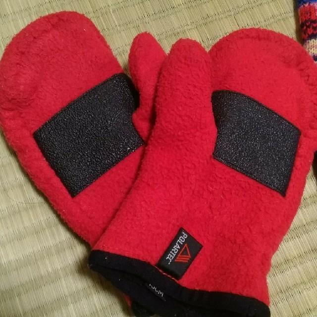Timberland(ティンバーランド)のTimberland ミトン キッズ/ベビー/マタニティのこども用ファッション小物(手袋)の商品写真