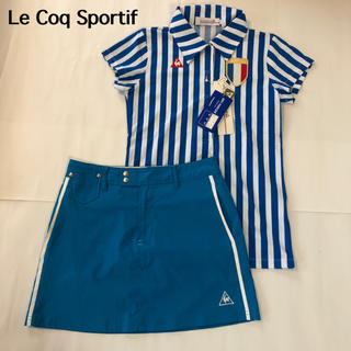 le coq sportif - ルコック ゴルフスカート