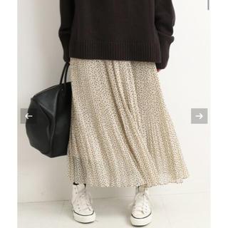 IENA - 新品タグ付き イエナ 楊柳プリーツスカート サイズ38