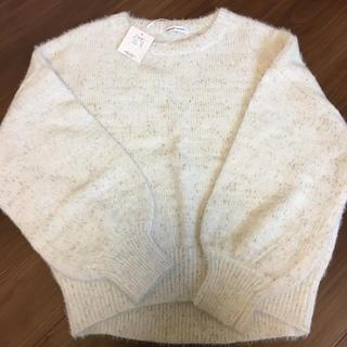 ナチュラルクチュール(natural couture)のニット 新品(ニット/セーター)