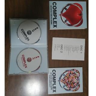 COMPLEX 日本一心 DVD2枚組