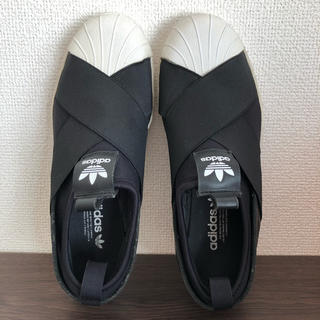 adidas - アディダス スーパースター スリップオン スリッポン