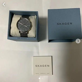スカーゲン(SKAGEN)の最終値下げ[メンズ腕時計 美品]SKAGEN SKW6428(腕時計(アナログ))