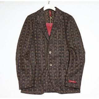 エルネスト(ELNEST)の新品【エルネスト】アルパカ混 2Bテーラードジャケット 44(テーラードジャケット)