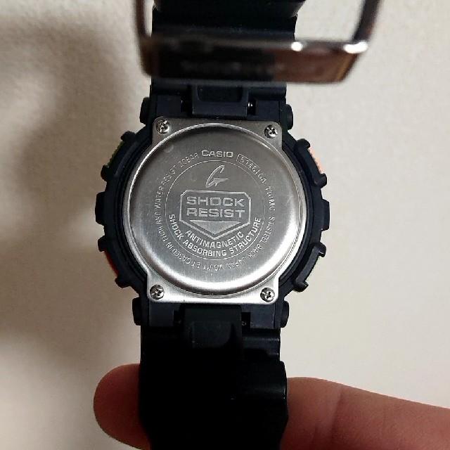 G-SHOCK(ジーショック)の定価27200円ジーショック G-SHOCK マルチカラー レア防水防塵 メンズの時計(腕時計(デジタル))の商品写真