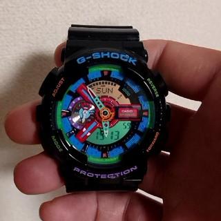ジーショック(G-SHOCK)の定価27200円ジーショック G-SHOCK マルチカラー レア防水防塵(腕時計(デジタル))