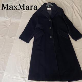 マックスマーラ(Max Mara)の極美品 マックスマーラ ロング コート(ロングコート)