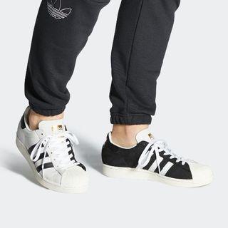 アディダス(adidas)の新品 送込 28cm SUPERSTAR スーパースター FV0323 白黒(スニーカー)