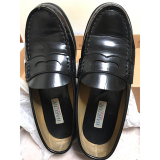 ハルタ(HARUTA)のHARUTA ローファー 黒(ローファー/革靴)