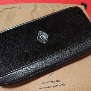 クレドラン(CLEDRAN)のクレドラン 財布 ハラコ がま口(財布)