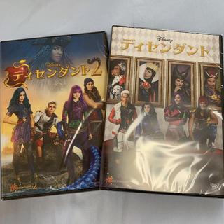 Disney - 新品・未開封 ディセンダント 1& 2 DVD2本セット