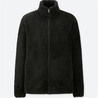 UNIQLO - ユニクロ ファーリーフリースフルジップジャケット