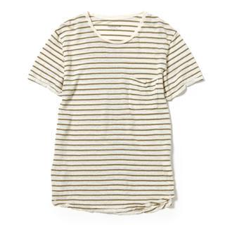 ノンネイティブ(nonnative)のNonnative BORDER JERSEY Tシャツ(Tシャツ/カットソー(半袖/袖なし))