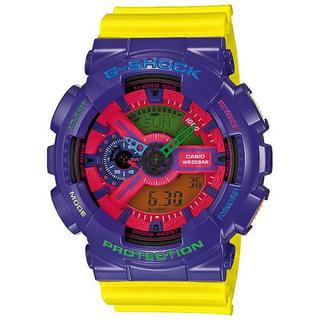 カシオ G-SHOCK 時計 メンズ GA-110HC-6A(腕時計(デジタル))