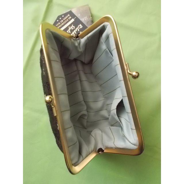 サンリオ(サンリオ)のリラックマRILAKKUMAガマグチポーチ レディースのファッション小物(ポーチ)の商品写真
