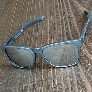 オークリー(Oakley)の【新品】★オークリー カタリスト★スチール クローム イリジウム サングラス(その他)