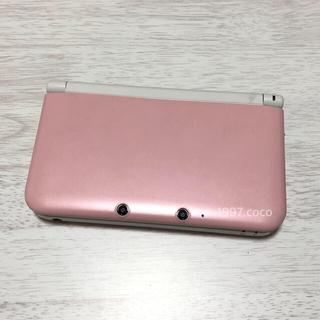 ニンテンドー3DS - 任天堂 3DS LL 本体 ピンク