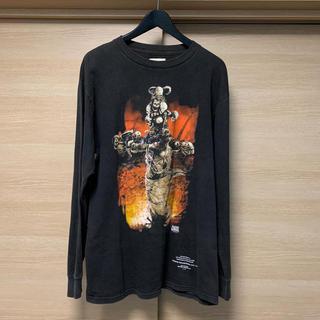 FEAR OF GOD - Fear of God vintage resurrected t shirts