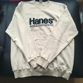 ヘインズ(Hanes)のHanes スウェットトレーナー トップス 3L(スウェット)