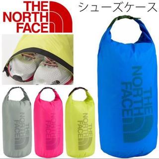 THE NORTH FACE - ノースフェイス シューズケース (ピンク)