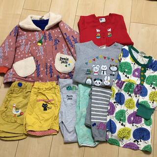 プチジャム(Petit jam)のプチジャム  お洋服9点セット90〜100cm♡(その他)