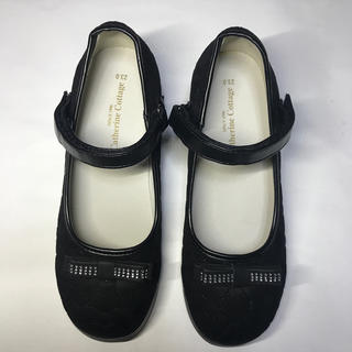Catherine Cottage - フォーマル靴 黒 女の子 23センチ