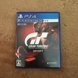 PlayStation4 - グランツーリスモSPORT PS4